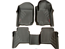 Ford Ranger 2015+ MaxPro 3D LASER CAR MATS FLOORLINERS - ALL WEATHER