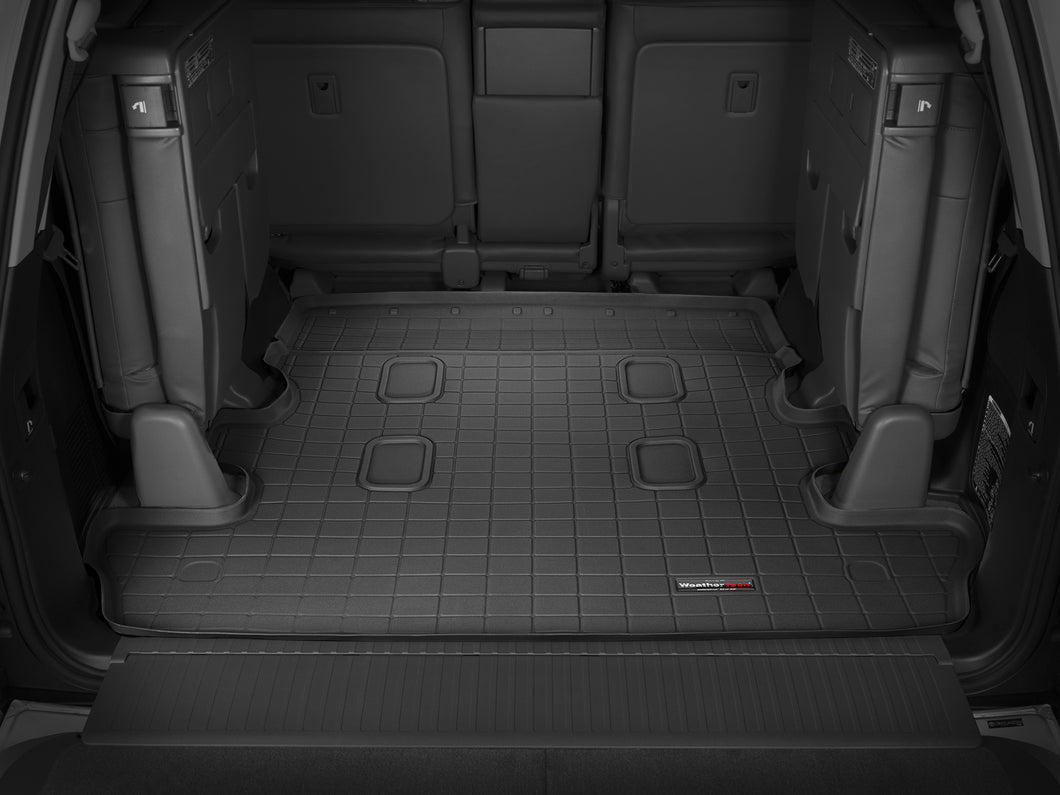 Toyota LandCruiser 200 SERIES 2008-2020 WeatherTech 3D Boot Liner Mat Carpet Protection CargoLiner