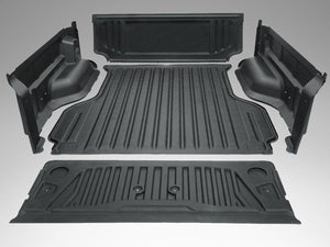 Nissan NAVARA NP300 (D23) DC 2015+ BEDLINER 5 piece TUB LINER TRUCK BED PROTECTION (Thai Production)