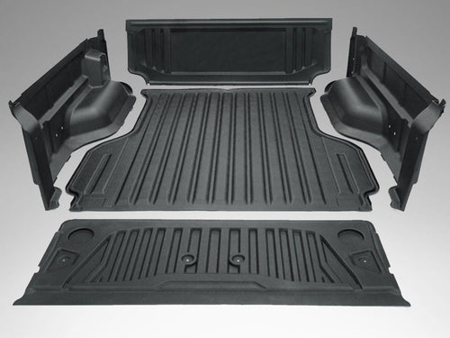 Nissan NAVARA NP300 (D23) DC 2015+ BEDLINER 5 piece TUB LINER TRUCK BED PROTECTION (EU Production)