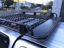 HOLDEN COLORADO RG DUAL CAB CANOPY 2012on - LIFT UP WINDOWS