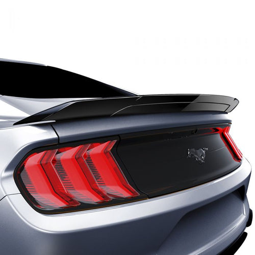 Ford Mustang 2015+ AIR DESIGN Coupe High Profile Rear Deck Spoiler - Satin Black