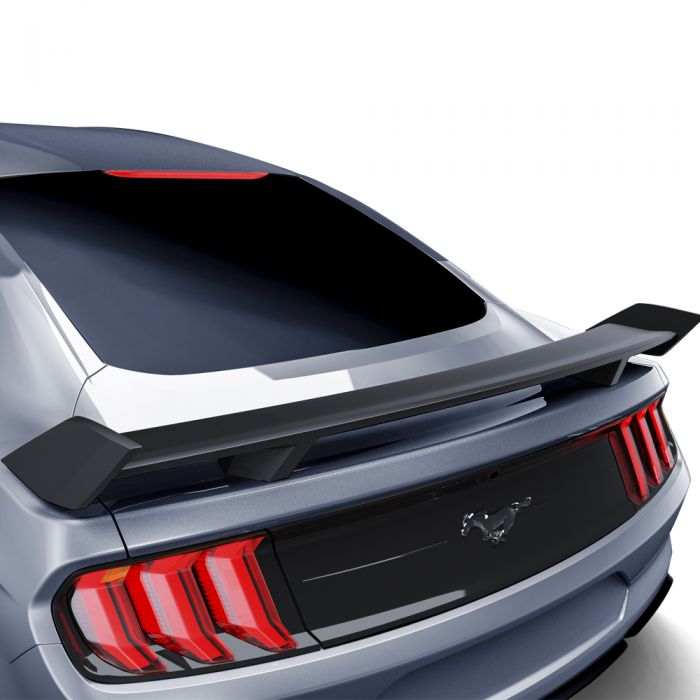 Ford Mustang 2015+ AIR DESIGN Coupe WING - Satin Black