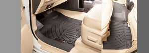 FORD RANGER PX1 PX2 2012on 3D LASER CAR MATS FLOORLINERS - ALL WEATHER