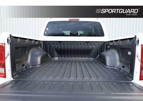 ISUZU D MAX PRO-FORM SPORTGUARD 5 piece TUB LINER TRUCK BED PROTECTION