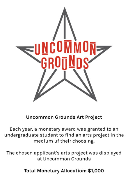 Uncommon Grounds Scholarships