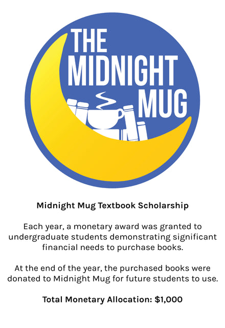 Midnight MUG Scholarship