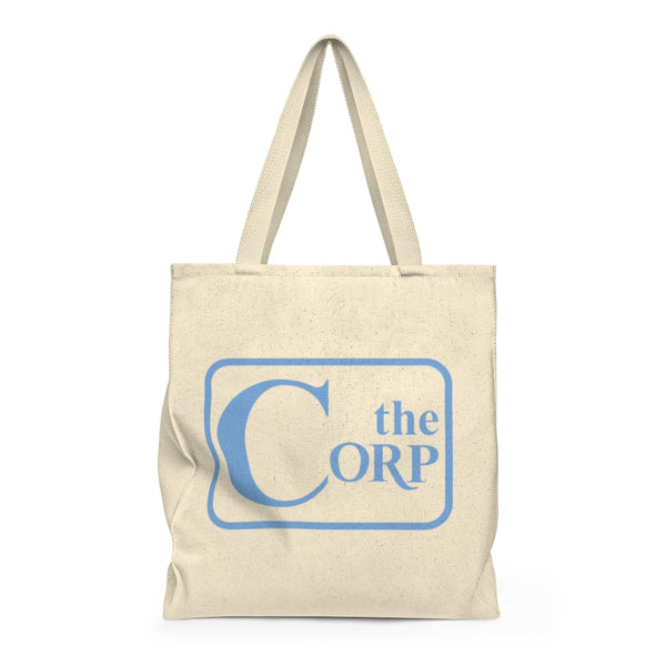 Light Blue Roomy Tote Bag