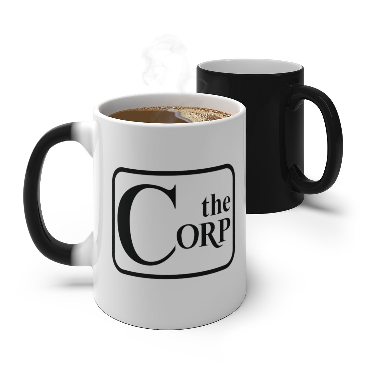 The Corp Color Changing Mug