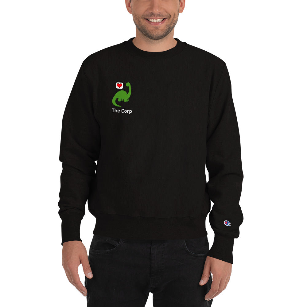 Corposaurus Champion Sweatshirt