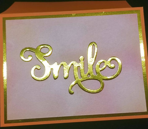 Single Smile A Cheerful Hello Greeting Card for Every Day