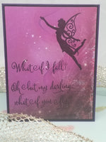 3 Piece Multi Occassion Faerie Greeting Card Set