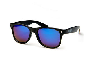 Pop Sunglasses - Black/Blue