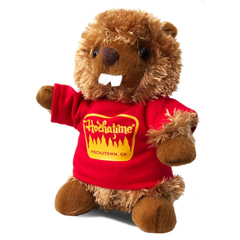 Brooks the Beaver Plush Animal