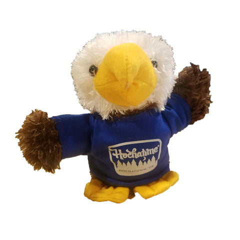 Erica the Eagle Plush Animal