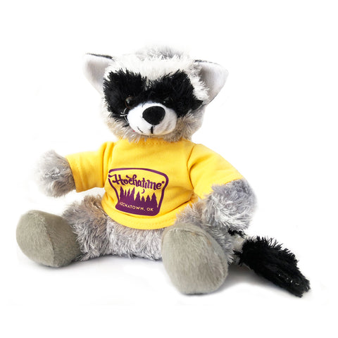 Ellie June the Raccoon Plush Animal
