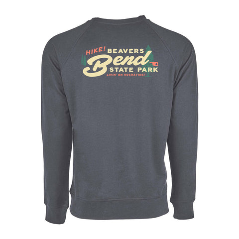 Hike! Beavers Bend Sweatshirt