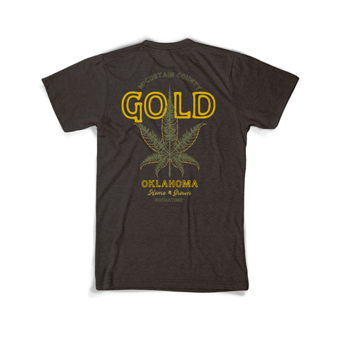 McCurtain County Gold Tee