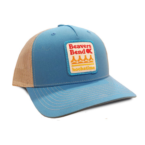 Retro Beavers Bend Trucker