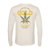 McCurtain County Gold - Home Grown Long Sleeve Tee