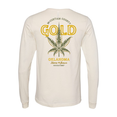 McCurtain County Gold - Long Sleeve