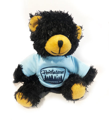 Bow the Bear Plush Animal