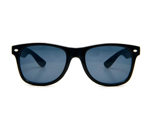 Pop Sunglasses - Black/Grey Lense