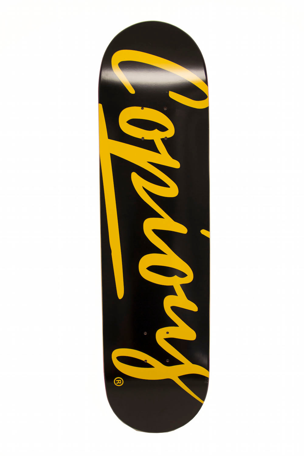 Wild Deck - Black/Gold