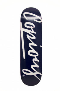 Wild Deck - Navy/White