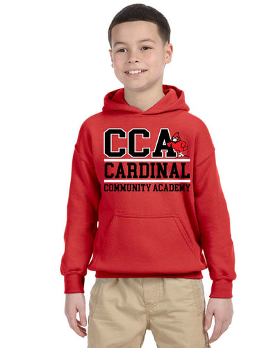 CCA Youth Heavy Blend Hoodie