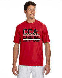 Men's Short-Sleeve Cooling Performance Crew