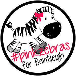 Team Bentleigh Zebra Patch