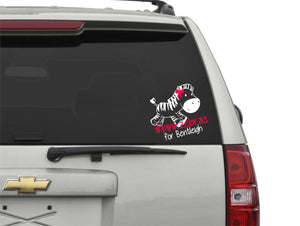 Team Bentleigh Car Decal