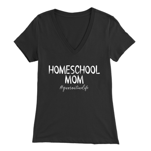 Home School Mom #quarantinelife