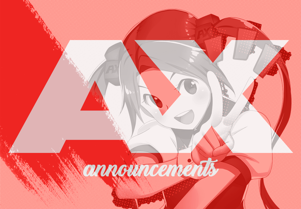 Anime Expo 2018 Announcements