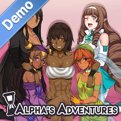 Alpha's Adventures - Demo