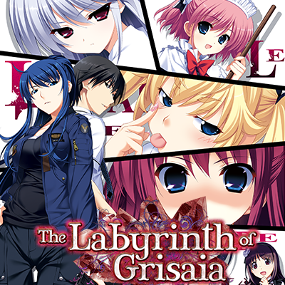 The Labyrinth of Grisaia ~Unrated Version~