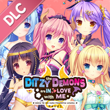 The Ditzy Demons Are In Love With Me - 18+ DLC