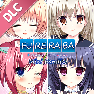 Fureraba ~Friend to Lover~ Mini Fandisc