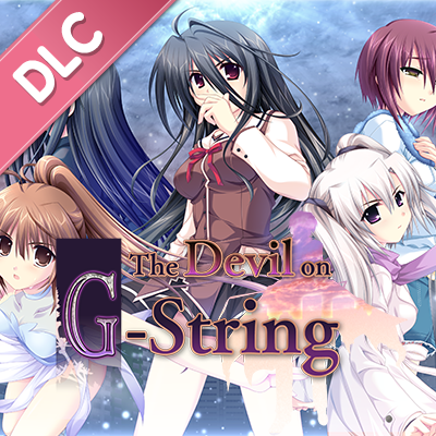 G-senjou no Maou - The Devil on G-String 18+ DLC