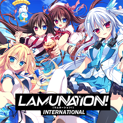 LAMUNATION -International-