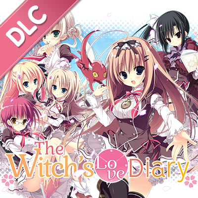 The Witch's Love Diary 18+ DLC