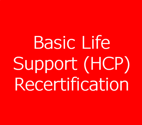 Basic Life Support Recertification