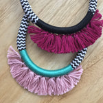 Fringey Necklace - Chain