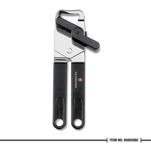 7.6857.3 Universal Can Opener Black