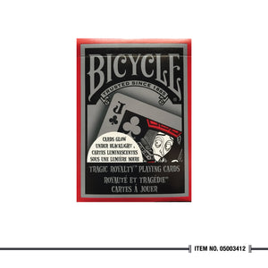 Bicycle® Tragic Royalty Cards