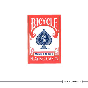 Bicycle Mandolin Back 809 Playing Cards
