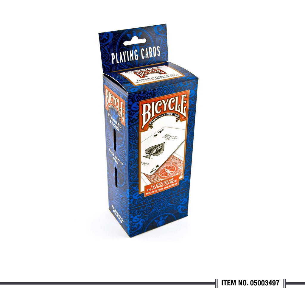 Bicycle® Standard in Brick