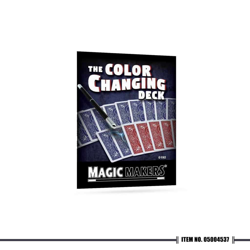 Magic Makers - Color Changing Deck
