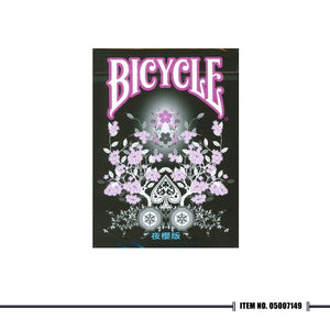 BICYCLE® TRANSDUCER DECK (NIGHT SAKURA EDITION)
